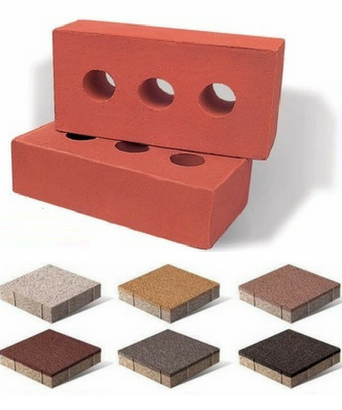 Conformity certification of CERAMIC BRICKS and TILES