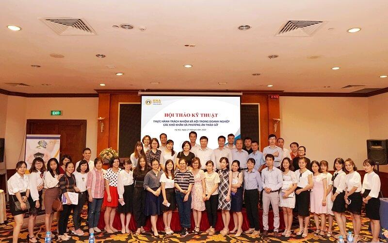 Hội thảo kĩ thuật TNXH