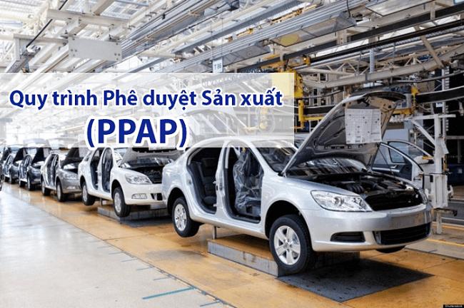 Giới thiệu về Quy trình Phê duyệt Sản xuất (PPAP) trong hệ thống IA. – Công ty TNHH Chứng nhận KNA